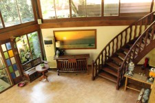 Stairway In The Home