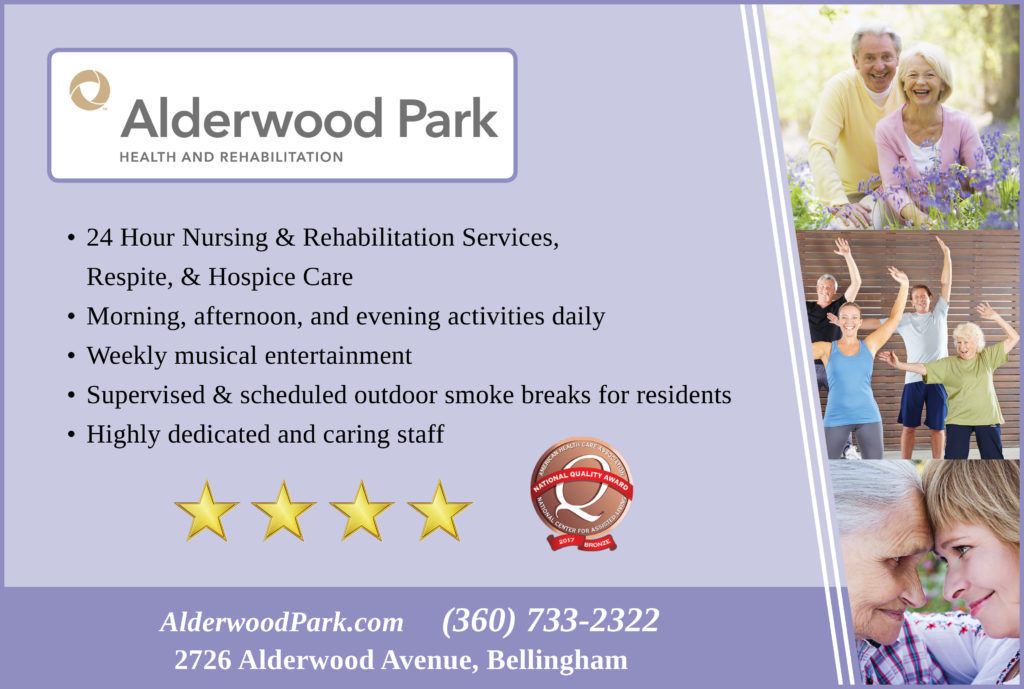 Alderwood Park Health and Rehabilitation in Bellingham, WA