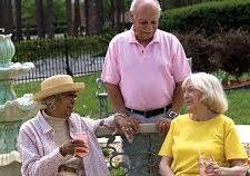 Retirement Communities foster friendships!